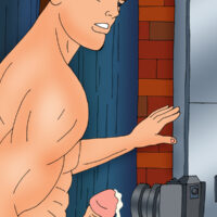 Peter Parker takes photos of himself for the daily news xl-toons.win