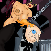 Catwoman dominates the Penguin xl-toons.win