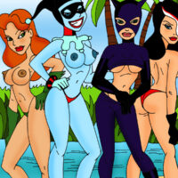 Sexy and Horny Superheroes fucking xl-toons.win