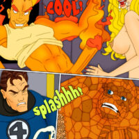 The Fantastic Four make a fantastic foursome xl-toons.win