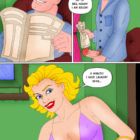 The Joker steals Superwoman's panties and is rewarded with a blowjob xl-toons.win
