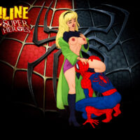 Spider-Man and Gwen wallpaper xl-toons.win