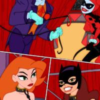 Joker's freaky sexy side show xl-toons.win