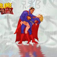 Super Heroes duet xl-toons.win