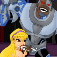 Winx and Teen Titans steamy orgy! xl-toons.win