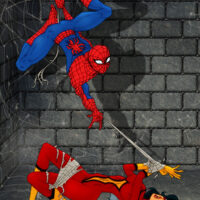 Spider and fly in sexy action! xl-toons.win