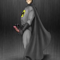 Three-way with Batman, Robin and Batgirl xl-toons.win