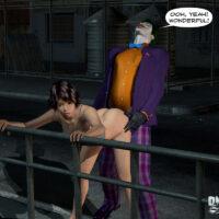 3D Joker banging a hot babe xl-toons.win