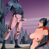 Catwoman gets fucked hard by Batman xl-toons.win
