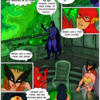 Batman plays voyeur while Catwoman sucks his hard dick xl-toons.win