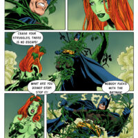 Batman punishes Poison Ivy with his hard cock xl-toons.win