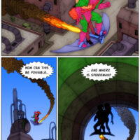 Green Goblin puts the moves on a very naughty MJ! xl-toons.win