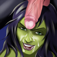 She-Hulk overpowered and fucked by Green Lantern xl-toons.win