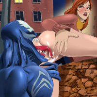 Mary Jane getting fucked hard by Venom xl-toons.win