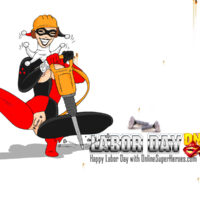 Get busy with Harley Quinn with this Wallpaper! xl-toons.win