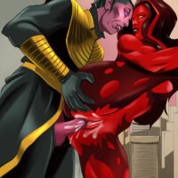 Xarus and Betty Ross make the perfect sex team xl-toons.win