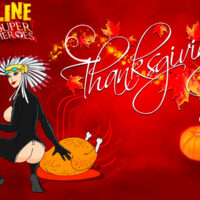 Be Thankful in November with Cat Woman Wallpaper! xl-toons.win