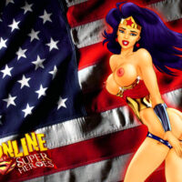 Sexy Wonder Woman Wallpaper xl-toons.win